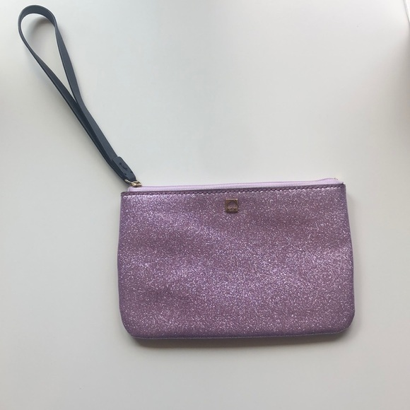 kate spade Handbags - NEVER USED KATE SPADE SPARKLE CLUTCH